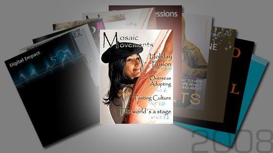 Mosaic Movements magazine