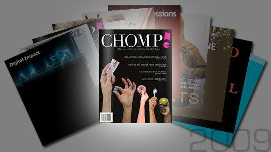 Chomp! Magazine