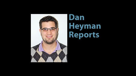 Dan Heyman Reports