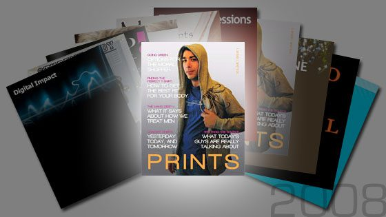 Prints magazine