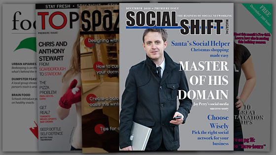 Social Shift Magazine