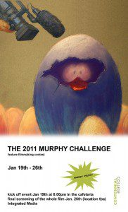 The 2011 Murphy Challenge