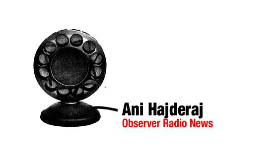 Observer Radio News for April 29