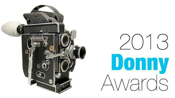 2013 Donny Awards submissions