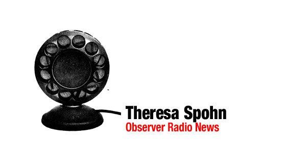 Observer Radio News for April 26, 2013