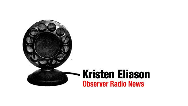 Observer Radio News for April 26, 2013