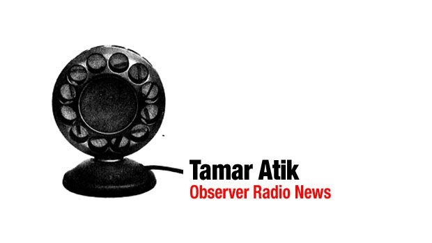 Observer Radio News for April 18, 2013