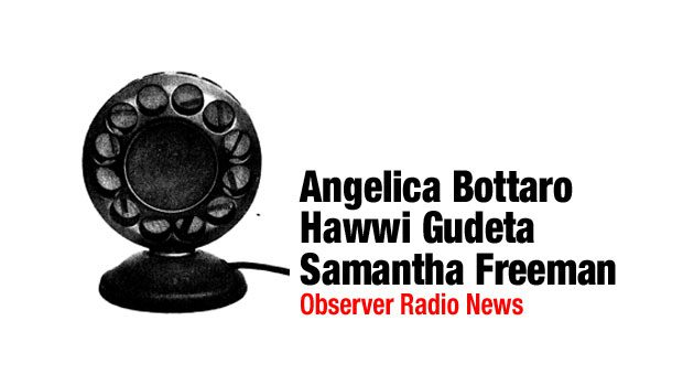 Observer Radio News for April 3, 2013
