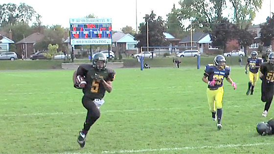Centennial Sports TV – Oct. 15, 2013