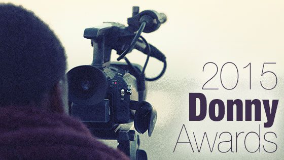 2015 Donny Awards submissions