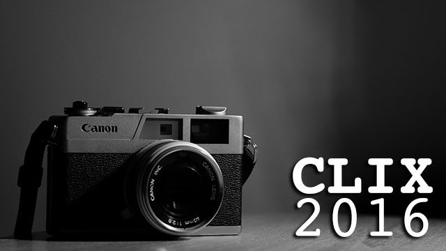 CLIX 2016 Photo Competition