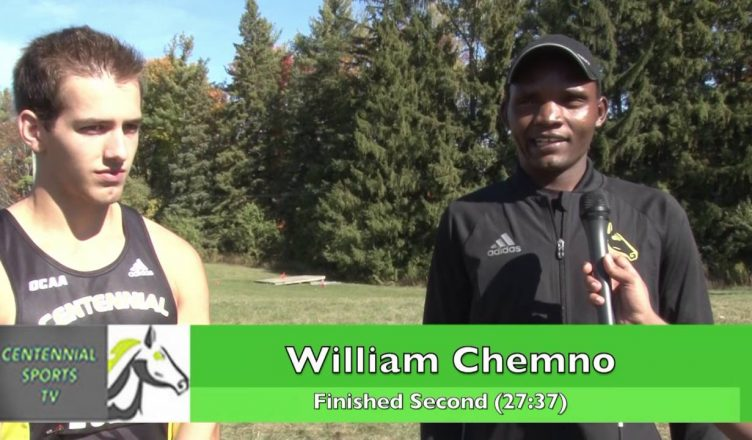 Centennial Sports TV - Oct. 18, 2016