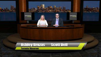 Scott Dell and Ashley Bruzas