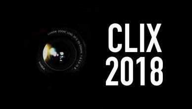 CLIX 2018 logo