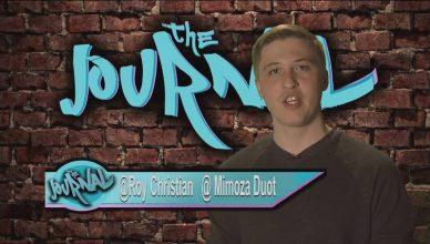 The Journal host Zachary Crawford